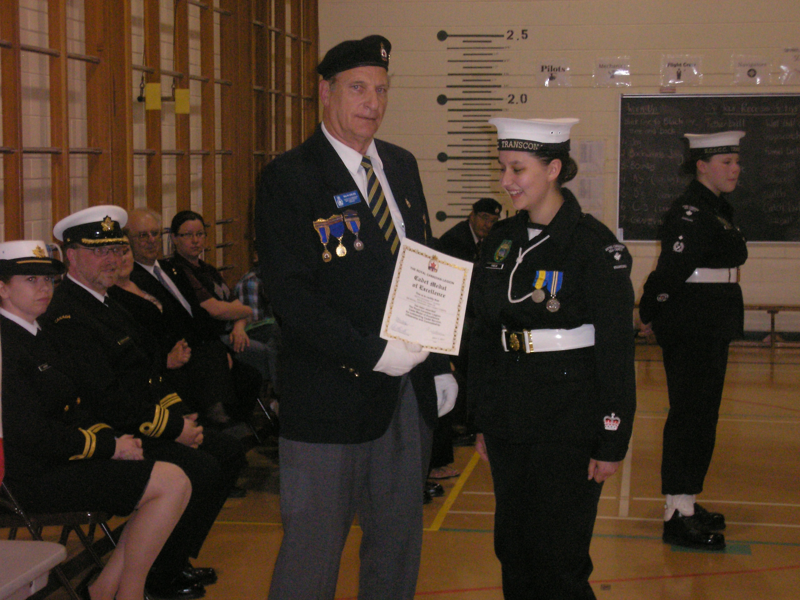 Royal Canadian Legion Poster and Literary Contest Winners 2017