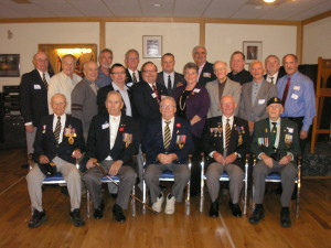 Veterans of the Transcona  Area