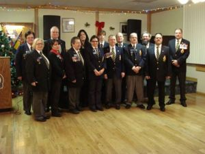 2015 Transcona Legion Executive Committee