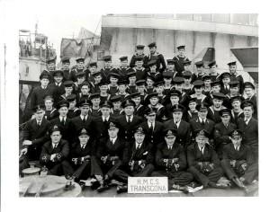 HMCS Transcona Crew