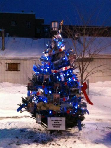 Legion Christmas Tree
