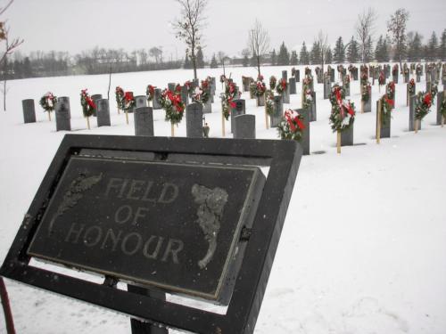 Wreaths Across Canada 2016