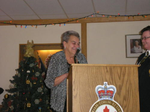 Phyllis Prokipchuk Retires