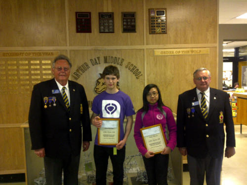 Poster and Essay Contest - 2012